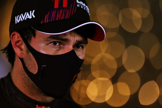2021年F1第1戦バーレーンGP セルジオ・ペレス(レッドブル・ホンダ)