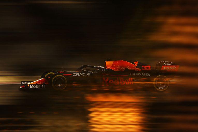 F1 | レッドブル・ホンダ密着:ライバル勢を圧倒しポール獲得のフェルスタッペン。Q2落ちのペレスは焦らず