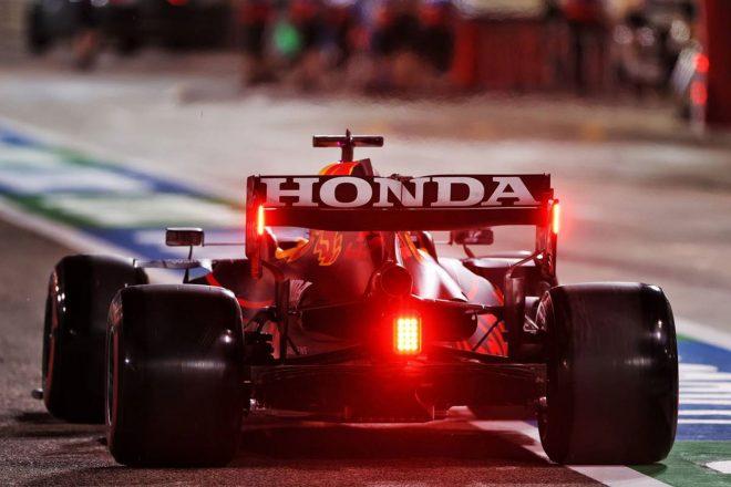 2021年F1第1戦バーレーンGP マックス・フェルスタッペン(レッドブル・ホンダ)
