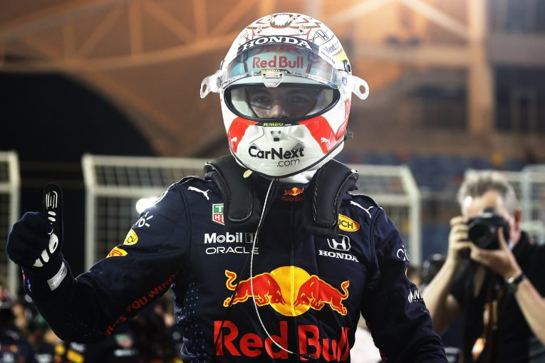 F1 | ポール獲得のフェルスタッペン「今までで最高のシーズンスタート。ホンダの努力に感謝」【F1第1戦予選】