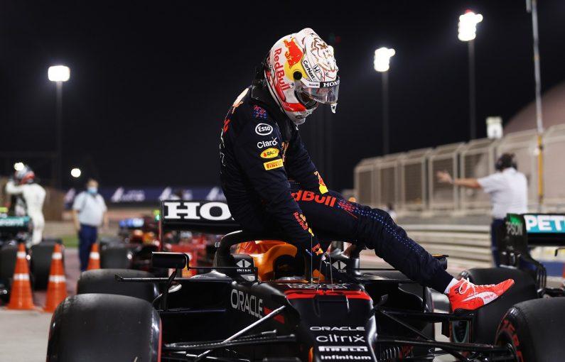 F1   レッドブル代表「フェルスタッペンは0.1秒に相当するダメージを抱えて走っていた」【F1第1戦予選】