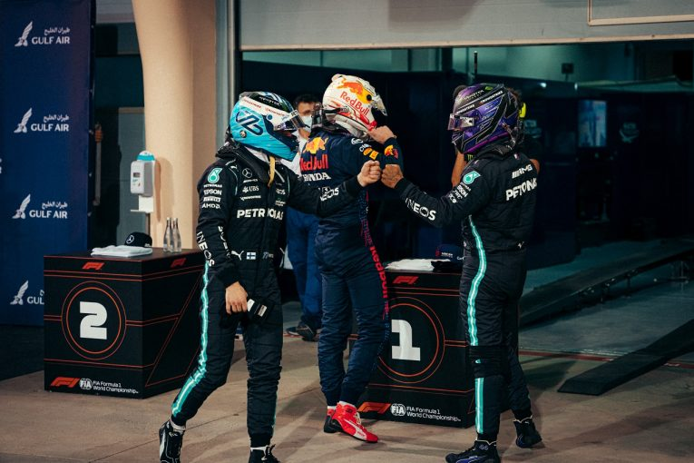 F1 | メルセデス、レッドブル・ホンダとの0.4秒差に落胆「決勝ではできる限り苦しめたい」とハミルトン【F1第1戦予選】