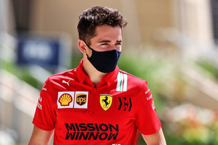 F1   フェラーリ、2020年イギリスGP以来の2台Q3進出「この結果はうれしい驚き」と4番手ルクレール【F1第1戦予選】