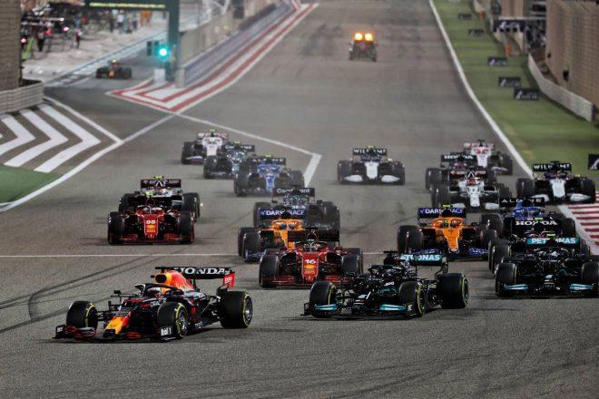2021年F1第1戦バーレーンGP