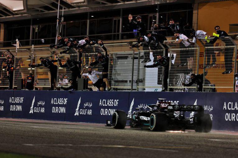 F1 | 【動画】F1第1戦バーレーンGP決勝ハイライト