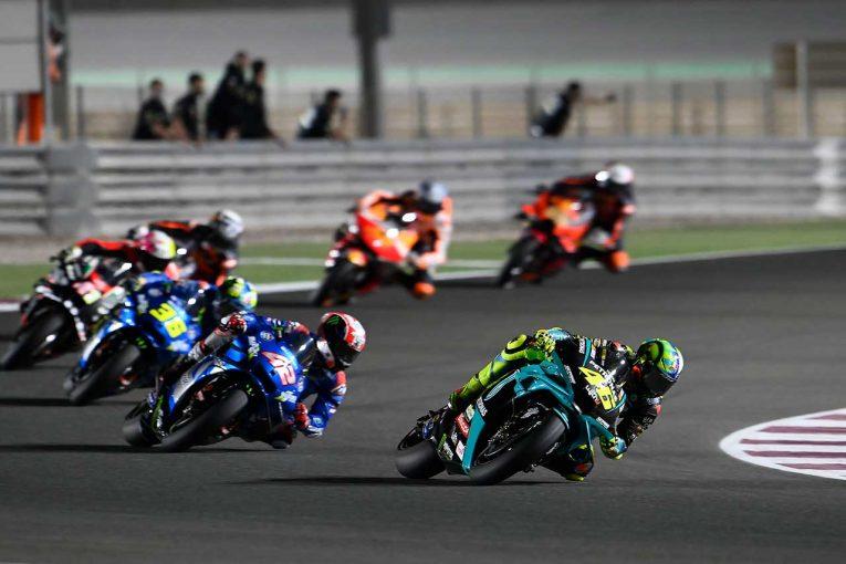 MotoGP | 【ポイントランキング】2021MotoGP第1戦カタールGP終了時点