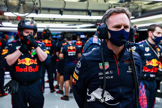 2021年F1第1戦バーレーンGP クリスチャン・ホーナー代表(レッドブル・ホンダ)