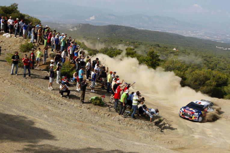 ラリー/WRC | アクロポリスが8年ぶりにWRC復帰。開催中止のチリに代わり2021年カレンダーに加わる