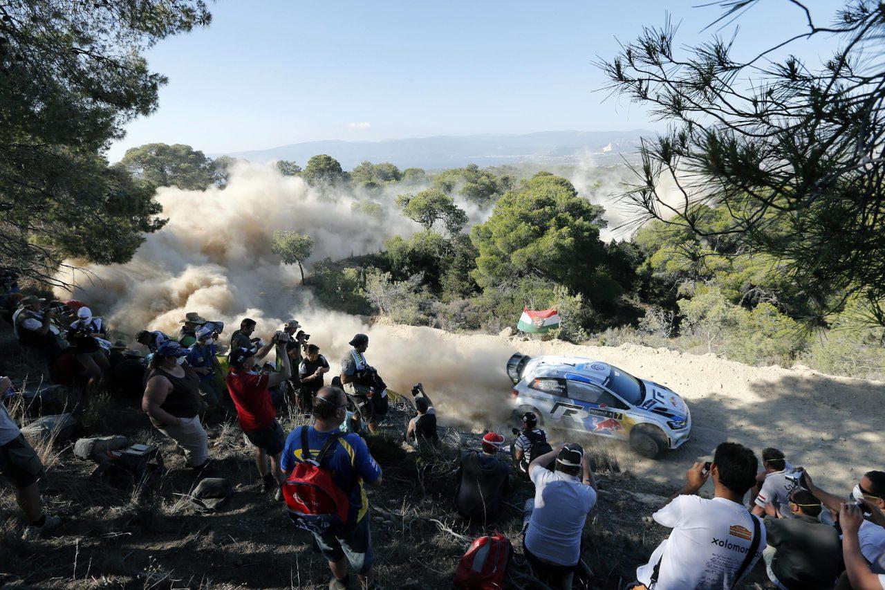 アクロポリスが8年ぶりにWRC復帰。開催中止のチリに代わり2021年カレンダーに加わる