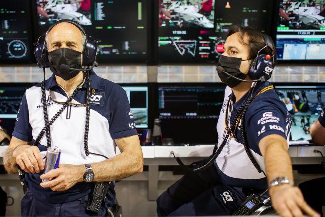 2021年F1第1戦バーレーンGP フランツ・トスト(アルファタウリ・ホンダ)