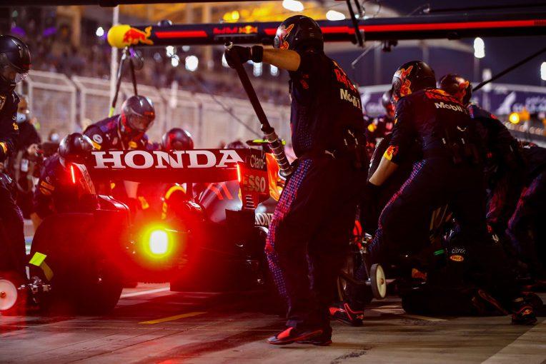 F1 | ホンダF1田辺TDレース後会見:新PU投入初戦は「昨年までとは違う戦いができている」と実感。空力性能の向上にも貢献