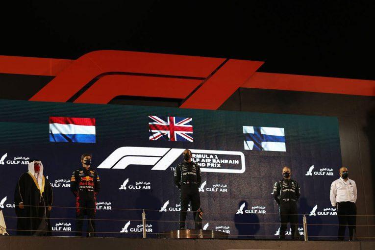 F1 | F1第1戦バーレーンGP決勝トップ10ドライバーコメント(2)
