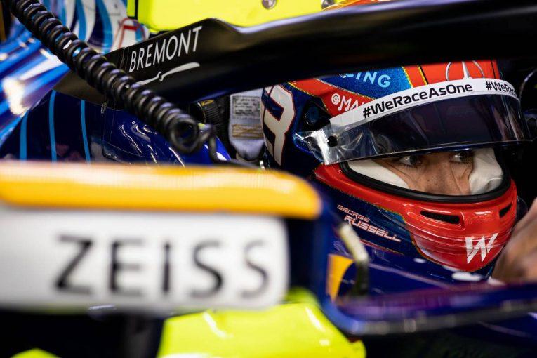 F1 | ラッセル「いいレース運びができて、第2&3スティントで力を出し切った」:ウイリアムズ F1第1戦決勝