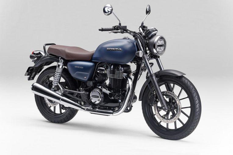 MotoGP | ホンダ、気軽さが魅力の単気筒バイク『GB350』と『GB350S』を4月から順次発売