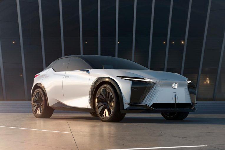 クルマ | レクサス、ブランド変革に向けた取り組みとEVコンセプトカー『LF-Z Electrified』を初公開