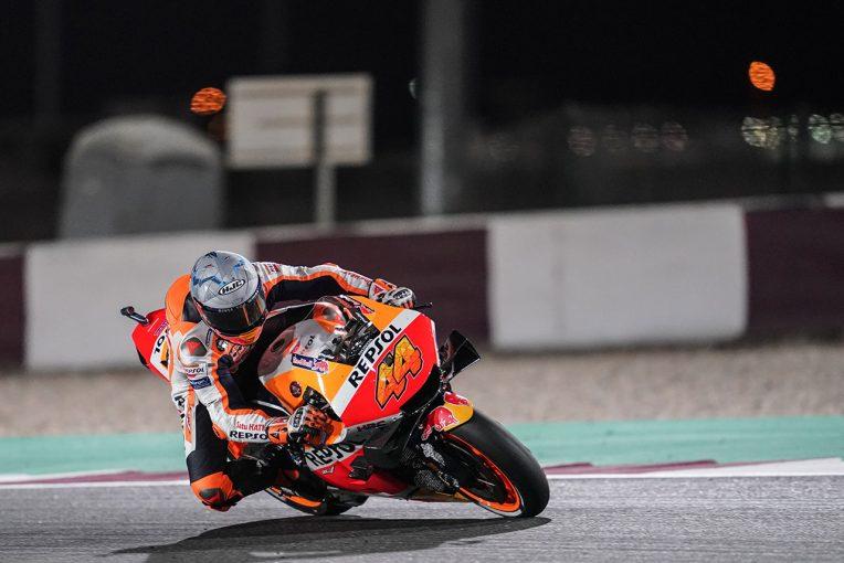 MotoGP   【レースフォーカス】トップ集団に加わることなくレースを終えたホンダとKTM、その理由/MotoGP第1戦カタールGP