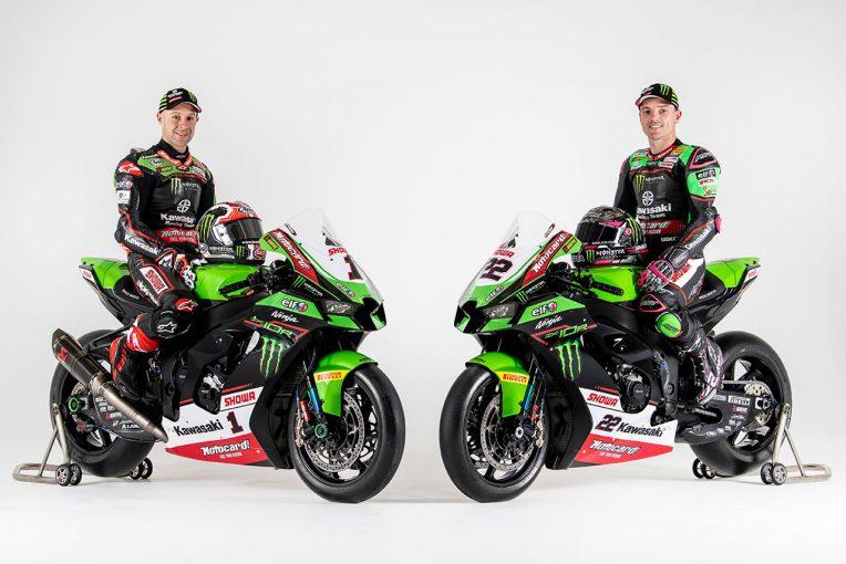 MotoGP | カワサキが2021年SBKの体制発表。新型ZX-10RRは1990年代を彷彿とさせるグラフィックに