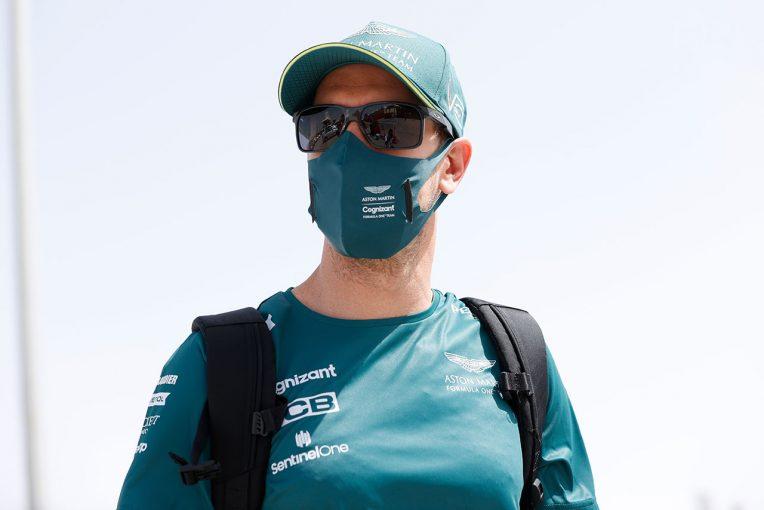 F1 | 新天地アストンマーティンF1で苦戦のベッテル。チーム代表は「セブならできる」と懸念せず