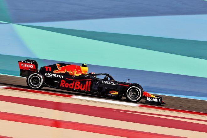2021年F1第1戦バーレーンGP セルジオ・ペレス(レッドブルRB16B・ホンダ)