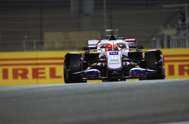 2021年F1第1戦バーレーンGP ミック・シューマッハー(ハース)