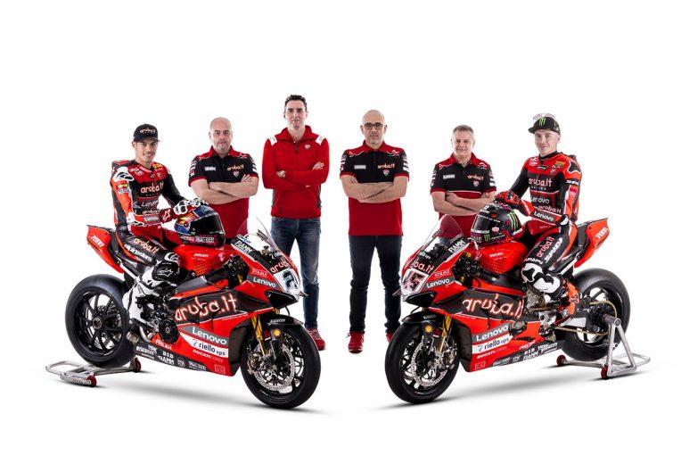 MotoGP | SBK:Aruba.it レーシング-ドゥカティが2021年仕様のパニガーレV4 Rを発表