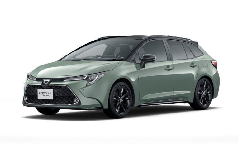 クルマ | トヨタ、アクティブスタイルの『カローラ ツーリング』特別仕様車を500台限定発売