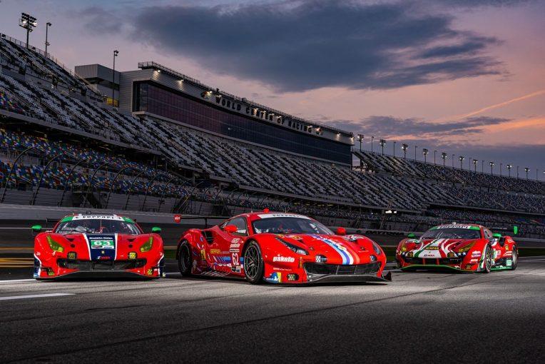 ル・マン/WEC   フェラーリのLMH、車両タイプはまだ確定せず。2023年の開幕デビューには自信/WEC
