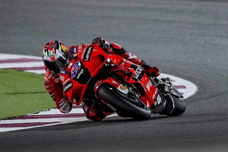 MotoGP | MotoGP第2戦ドーハGP:初日総合トップはミラー。ドゥカティ勢がトップ3を独占