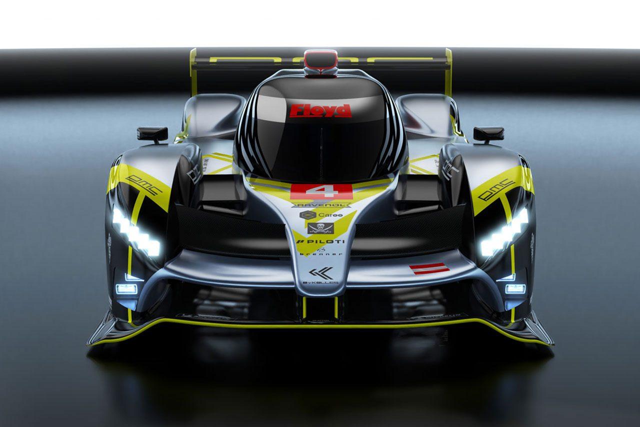 バイコレス『PMCプロジェクトLMH』レーシングカー