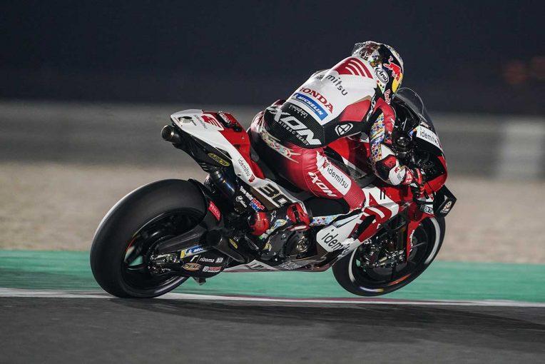 MotoGP | 中上貴晶「トップ10に入れなかったので、明日はベストを尽くします」/MotoGP第2戦ドーハGP初日