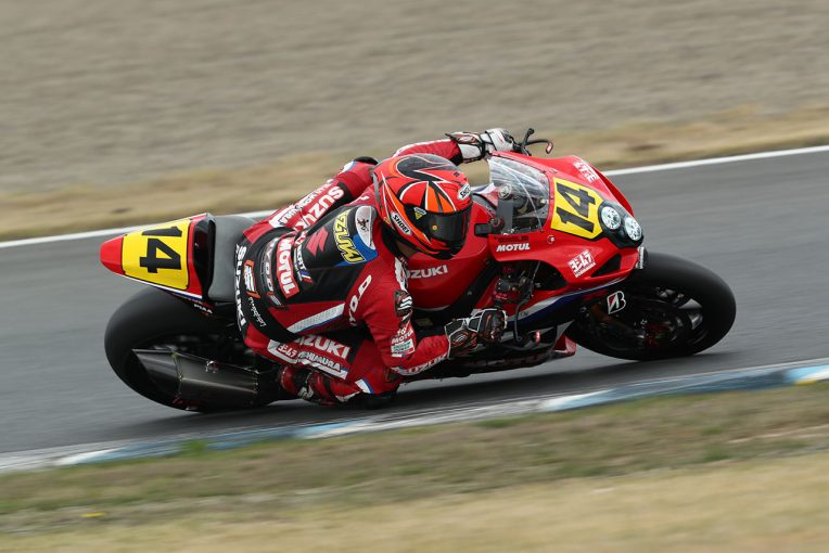 MotoGP | スポット参戦の渡辺一樹がポール獲得。フロントロウは中須賀と清成/全日本ロード第1戦もてぎ JSB1000予選