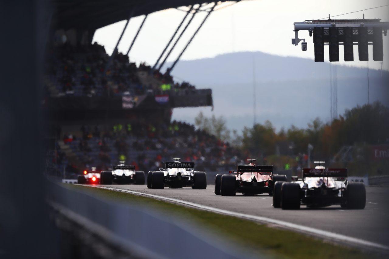 2020年F1第11戦アイフェルGP