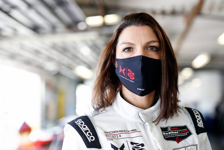 ル・マン/WEC | キャサリン・レッグ、オール女性ラインアップのフェラーリでLMGTEアマクラスに参戦/WEC