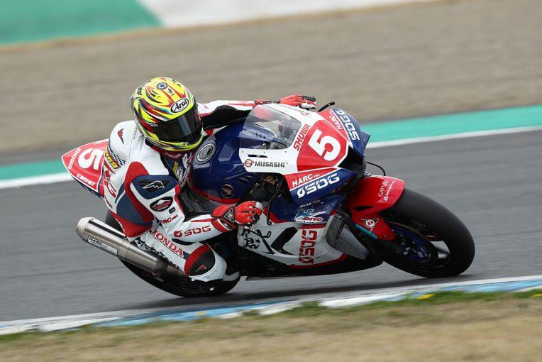 MotoGP | 【順位結果】2021全日本ロード第1戦もてぎ ST1000 予選