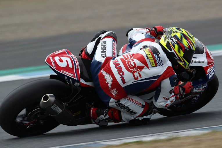 MotoGP | 榎戸育寛がポールポジション。7人がレコード更新/全日本ロード第1戦もてぎ ST1000予選
