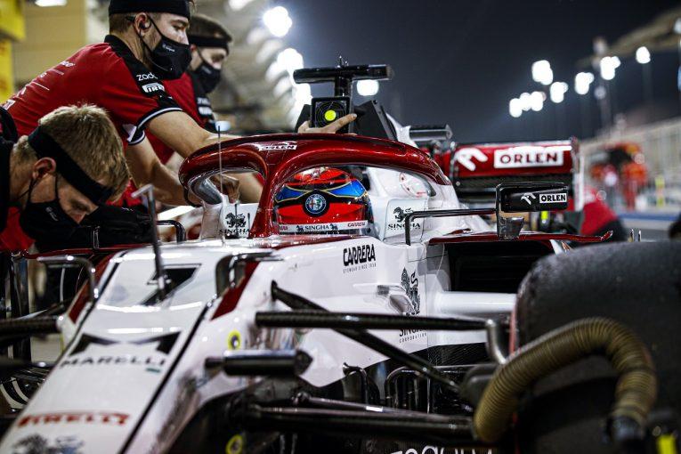 F1 | 開幕戦11位のライコネン、アルファロメオF1の進歩を実感も「入賞争いをするだけの速さはまだない」