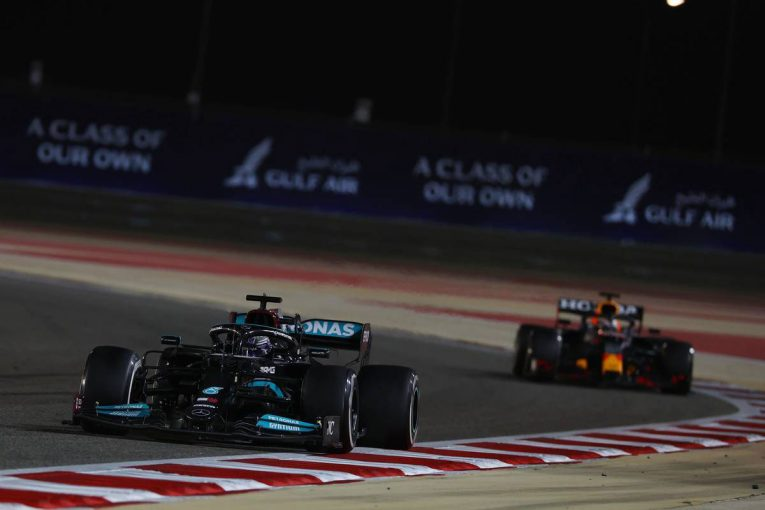 F1 | 【F1第1戦無線レビュー】順位変更に納得いかなかったフェルスタッペン「5秒なんて簡単に築くことができたはず」