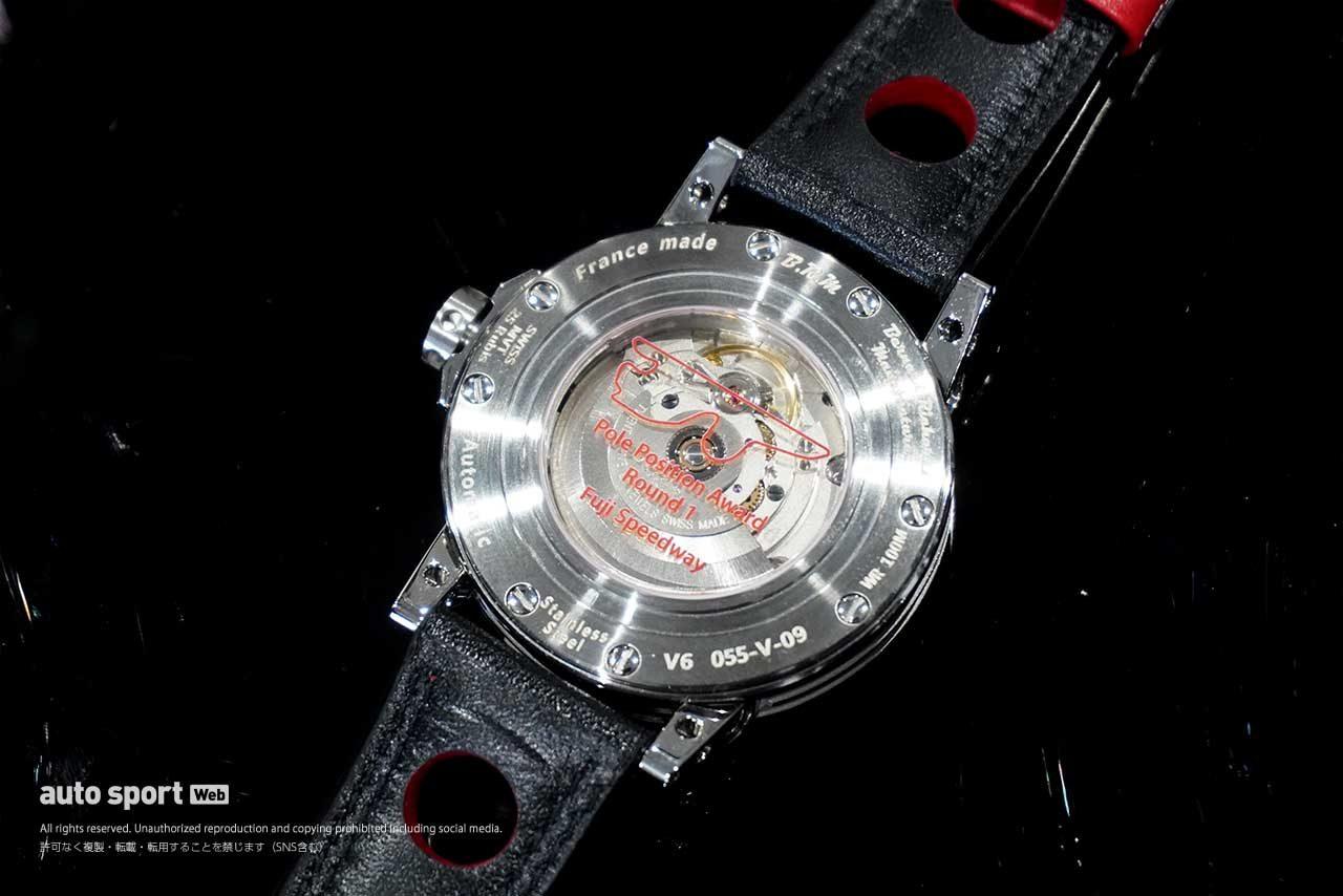 『B.R.MポールポジションAWARD』特別記念クロノグラフ時計