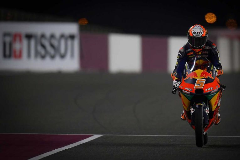 MotoGP | 【順位結果】2021MotoGP第2戦ドーハGP Moto3予選総合