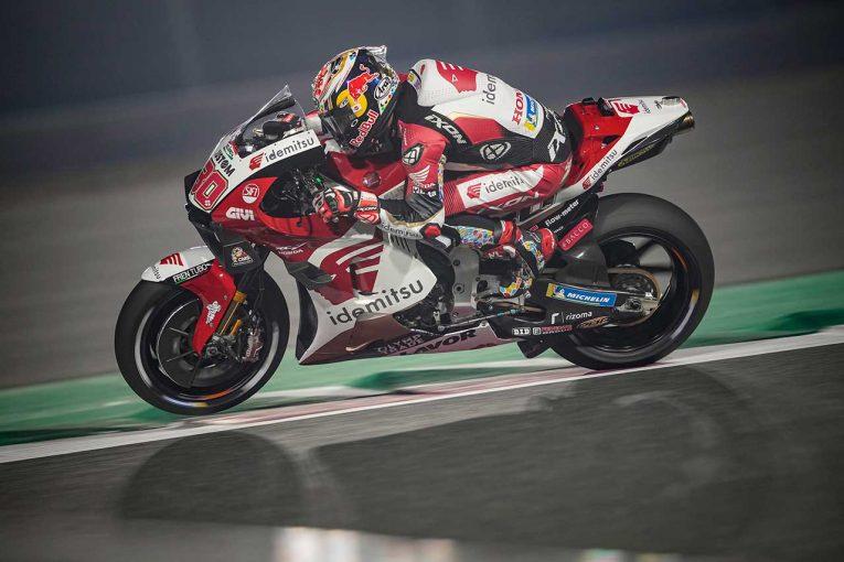 MotoGP | 中上貴晶「路面状況の予想がつかない難しいコンディションでした」/MotoGP第2戦ドーハGP予選