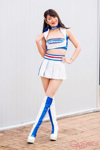 レースクイーン | 吉乃愛恵(5ZIGEN girls)