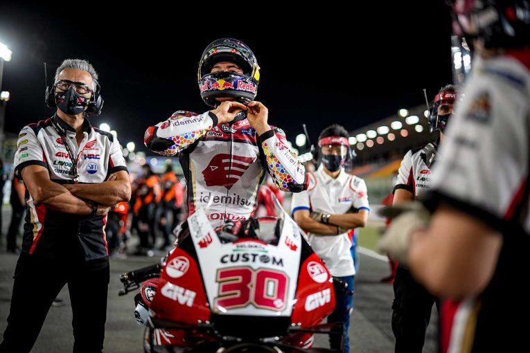 MotoGP | 中上貴晶「フロントタイヤが消耗したように感じ、厳しいレースに」/MotoGP第2戦ドーハGP決勝