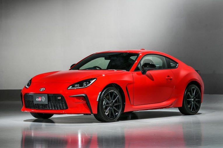 クルマ | TOYOTA GAZOO Racing、新型『GR 86』を発表。日本では2021年秋ごろの販売を予定