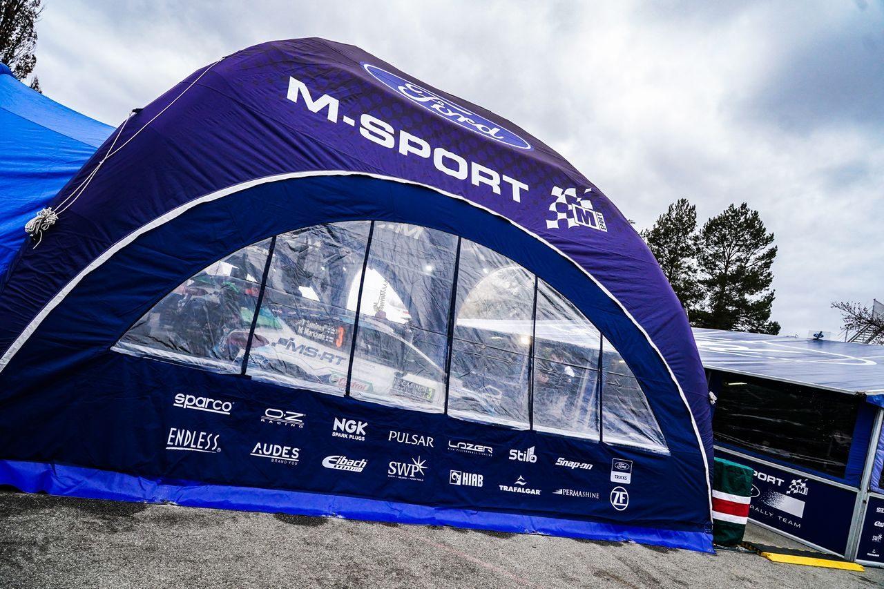 Mスポーツ・フォード、2022年に向けたハイブリッドWRCカーのテスト開始に満足