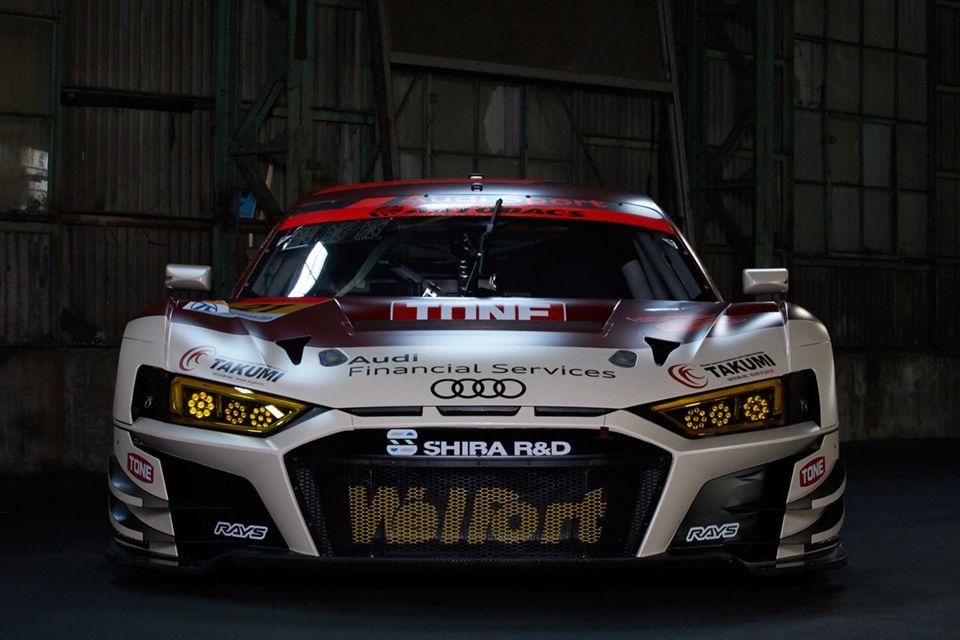 グランバレイ、Audi Team Hitotsuyamaをデータ分析パートナーとして継続支援