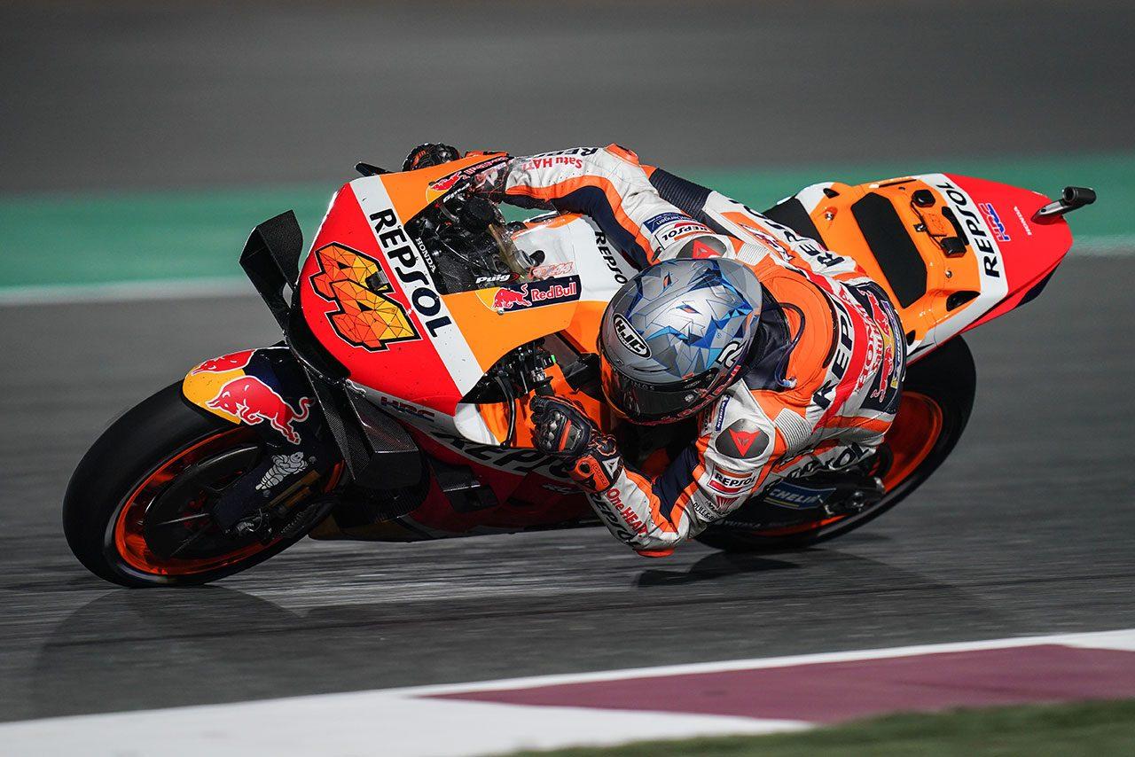 MotoGPコラム/第2戦ドーハGP:ホンダとKTM、カタールでの2レース目に生じたわずかな違い