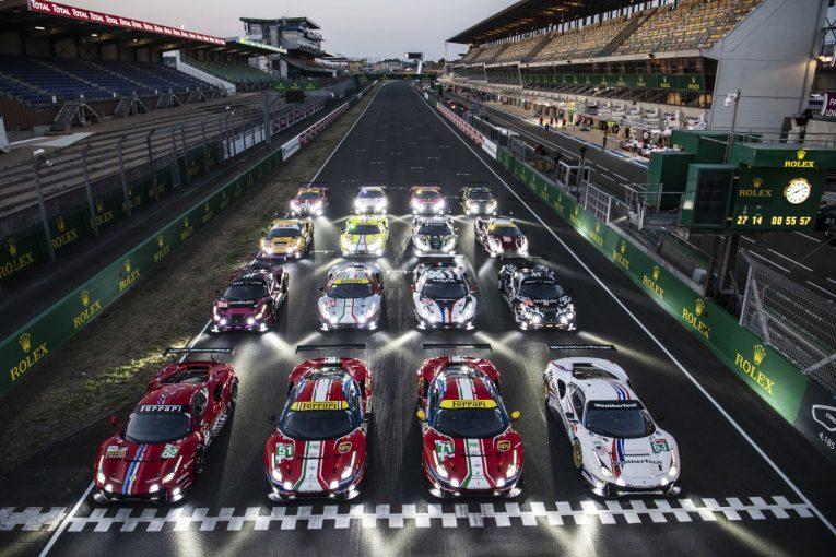 ル・マン/WEC | フェラーリは2022年までGTEプログラムを維持も、LMH参入の23年以降は不透明/WEC