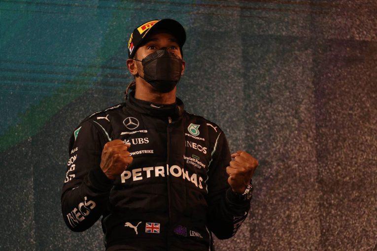 F1 | 2022年以降もF1で戦う意志を語ったハミルトン。8度目の戴冠と活動継続にドメニカリCEOも期待
