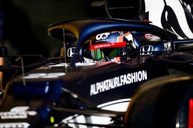 2021年F1第1戦バーレーンGP 角田裕毅(アルファタウリ・ホンダ)