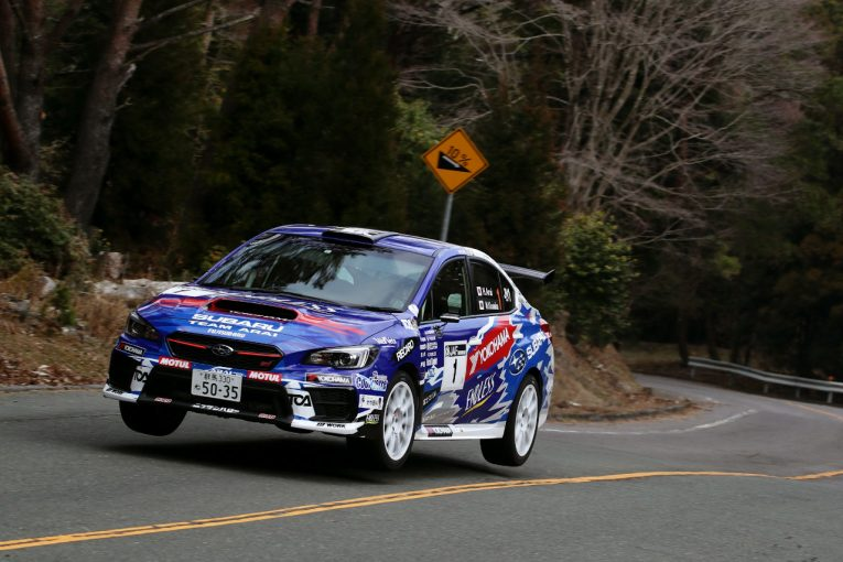 ラリー/WRC | 全日本ラリー王者、新井大輝がWRC復帰。フィエスタR5で第3戦クロアチア参戦へ
